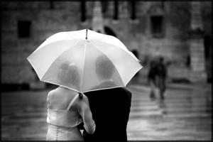pasqua sotto la pioggia