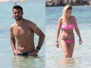 Emma Marrone e Fabio Quagliarella