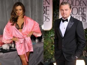 Miranda Kerr e Leonardo di Caprio