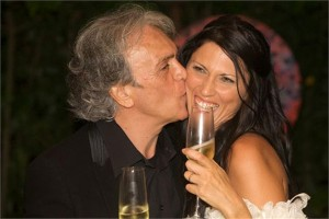 Riccardo Fogli e Karin Trentin