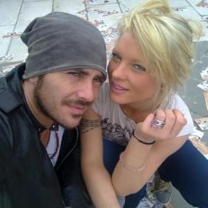 Fabrizio Conti e Sara Esposito