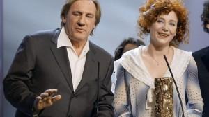 Gerard Depardieu e Julie