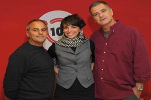 "Radio R101 - Conferenza Stampa ""Stile Libero"" Gialappa's"