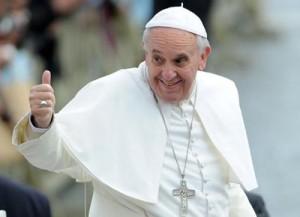 """Papa Francesco"" la porta dei Papi emeriti è aperta"