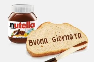 Pane-e-Nutella