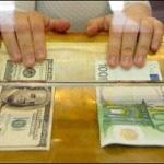 cambo euro dollaro