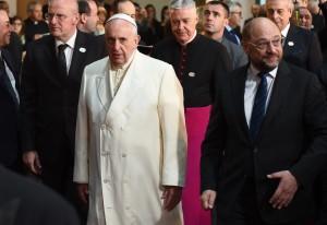 papa discorso strasburgo