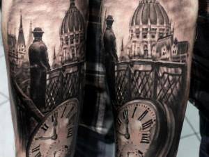 tatuaggio città