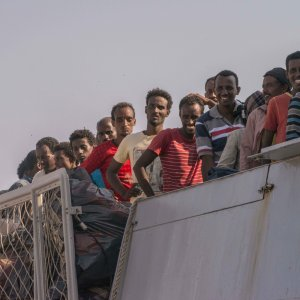 migranti pentagono