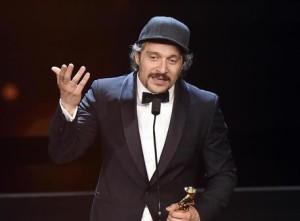Cinema: the David di Donatello Awards ceremony in Rome